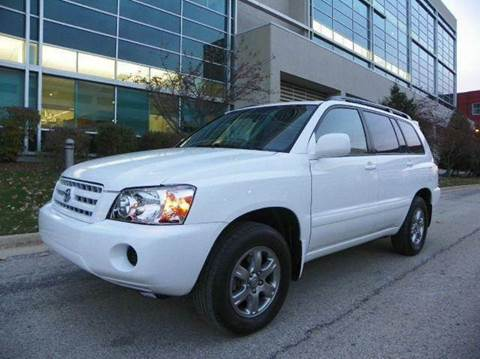 2007 Toyota Highlander for sale at VK Auto Imports in Wheeling IL