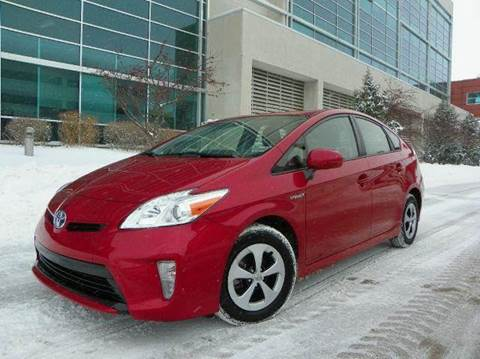 2013 Toyota Prius for sale at VK Auto Imports in Wheeling IL