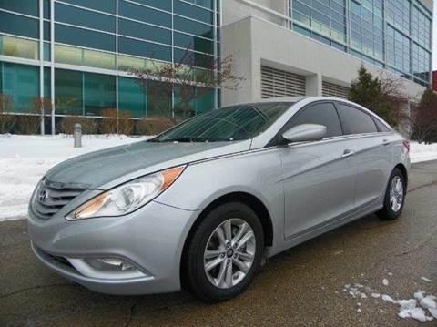 2013 Hyundai Sonata for sale at VK Auto Imports in Wheeling IL
