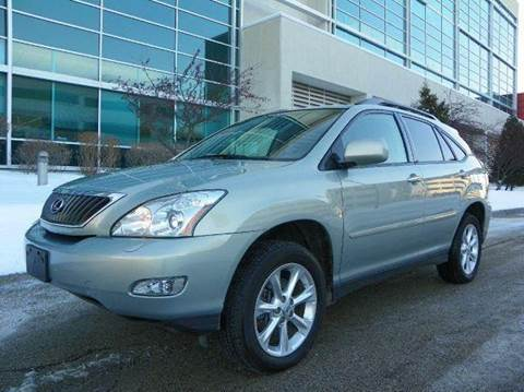 2008 Lexus RX 350 for sale at VK Auto Imports in Wheeling IL