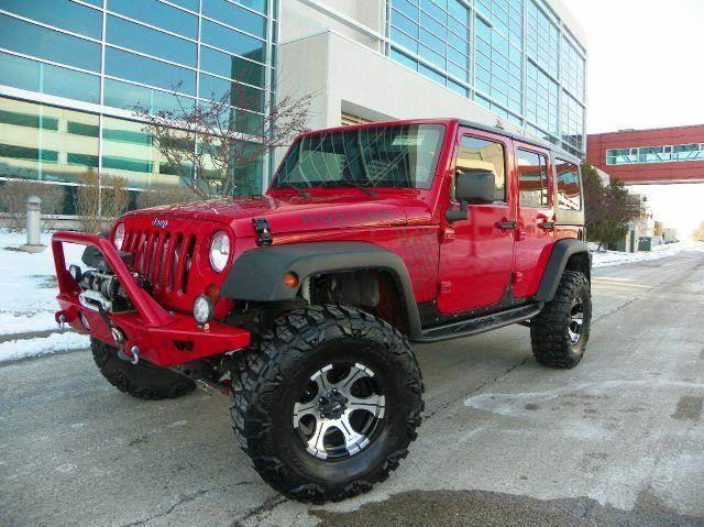 2010 Jeep Wrangler Unlimited For Sale At VK Auto Imports In Wheeling IL