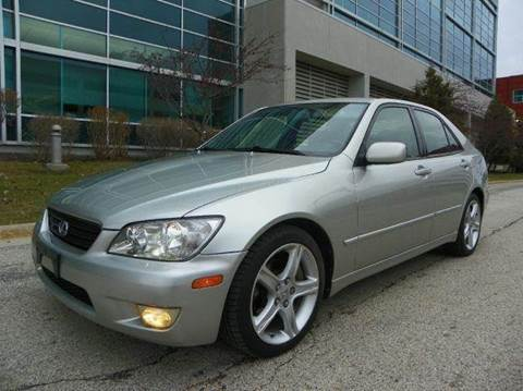2002 Lexus IS 300 for sale at VK Auto Imports in Wheeling IL