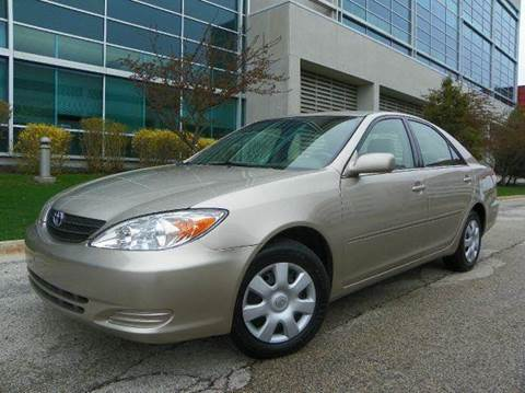 2004 Toyota Camry for sale at VK Auto Imports in Wheeling IL