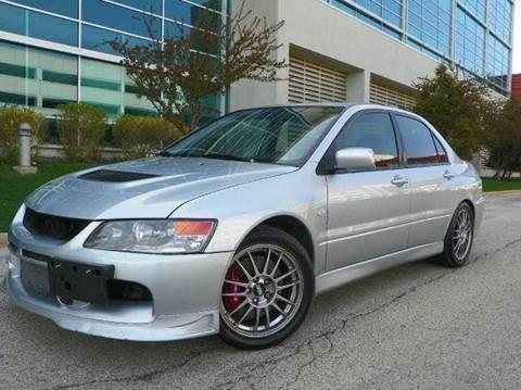 2006 Mitsubishi Lancer Evolution for sale at VK Auto Imports in Wheeling IL