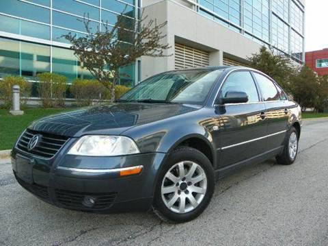 2003 Volkswagen Passat for sale at VK Auto Imports in Wheeling IL