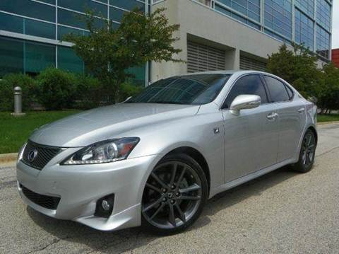 2011 Lexus IS 250 for sale at VK Auto Imports in Wheeling IL