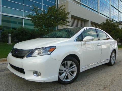 2010 Lexus HS 250h for sale at VK Auto Imports in Wheeling IL