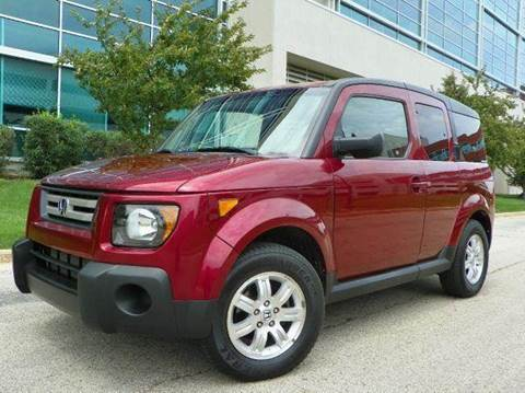 2008 Honda Element for sale at VK Auto Imports in Wheeling IL