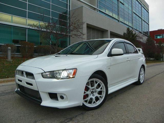 2008 Mitsubishi Lancer Evolution For Sale At VK Auto Imports In Wheeling IL