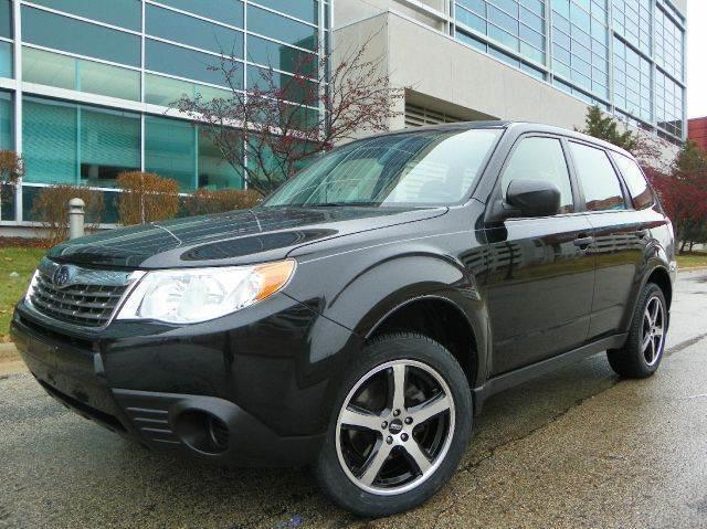 2010 Subaru Forester for sale at VK Auto Imports in Wheeling IL