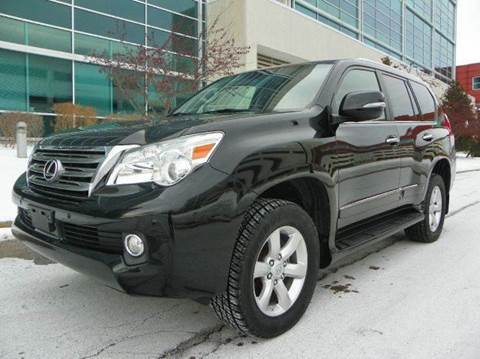 2012 Lexus GX 460 for sale at VK Auto Imports in Wheeling IL