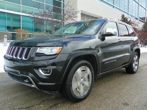 2014 Jeep Grand Cherokee for sale at VK Auto Imports in Wheeling IL