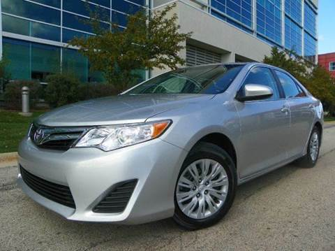 2013 Toyota Camry for sale at VK Auto Imports in Wheeling IL