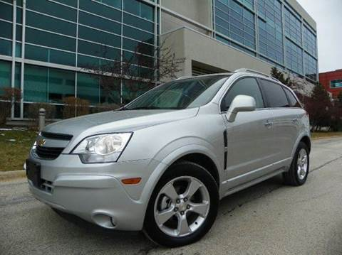 2014 Chevrolet Captiva Sport for sale at VK Auto Imports in Wheeling IL