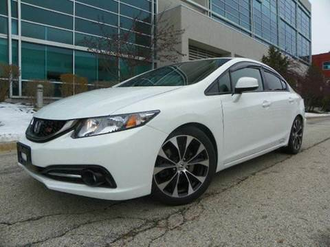 2013 Honda Civic for sale at VK Auto Imports in Wheeling IL