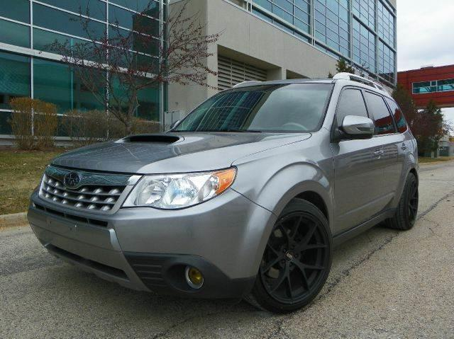 2011 Subaru Forester 25xt Touring Awd 4dr Wagon In Wheeling Il Vk