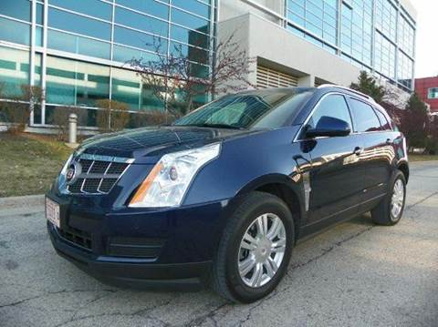 2011 Cadillac SRX for sale at VK Auto Imports in Wheeling IL