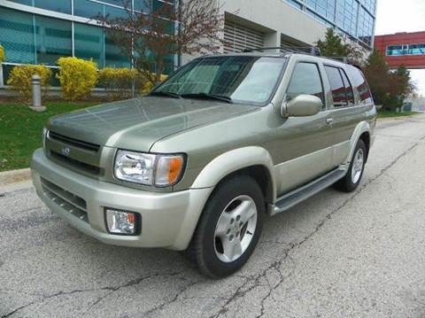 2002 Infiniti QX4 for sale at VK Auto Imports in Wheeling IL