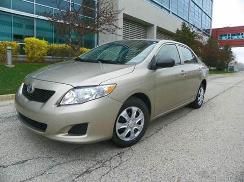 2009 Toyota Corolla for sale at VK Auto Imports in Wheeling IL
