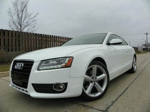 2009 Audi A5 for sale at VK Auto Imports in Wheeling IL