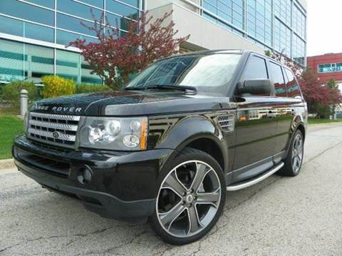 2007 Land Rover Range Rover Sport for sale at VK Auto Imports in Wheeling IL