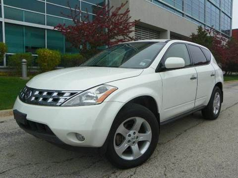 2004 Nissan Murano for sale at VK Auto Imports in Wheeling IL