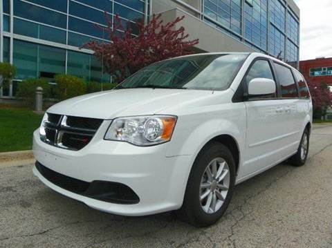 2014 Dodge Grand Caravan for sale at VK Auto Imports in Wheeling IL