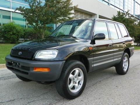 1997 Toyota RAV4 for sale at VK Auto Imports in Wheeling IL