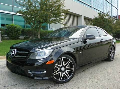 2013 Mercedes-Benz C-Class for sale at VK Auto Imports in Wheeling IL