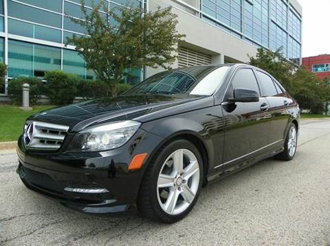 2011 Mercedes-Benz C-Class for sale at VK Auto Imports in Wheeling IL