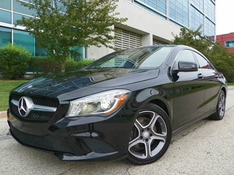 2014 Mercedes-Benz CLA-Class for sale at VK Auto Imports in Wheeling IL