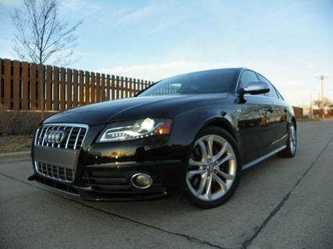 2012 Audi S4 for sale at VK Auto Imports in Wheeling IL