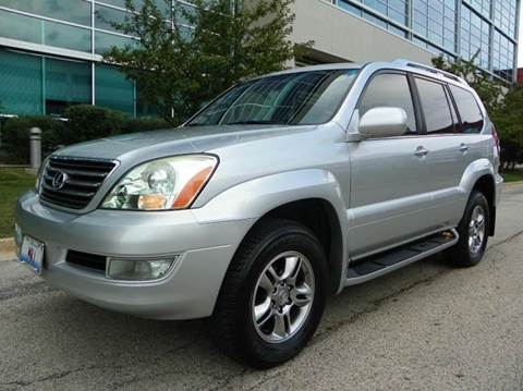2008 Lexus GX 470 for sale at VK Auto Imports in Wheeling IL