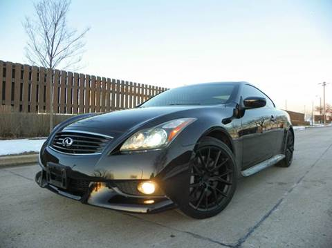 2011 Infiniti G37 Coupe for sale at VK Auto Imports in Wheeling IL