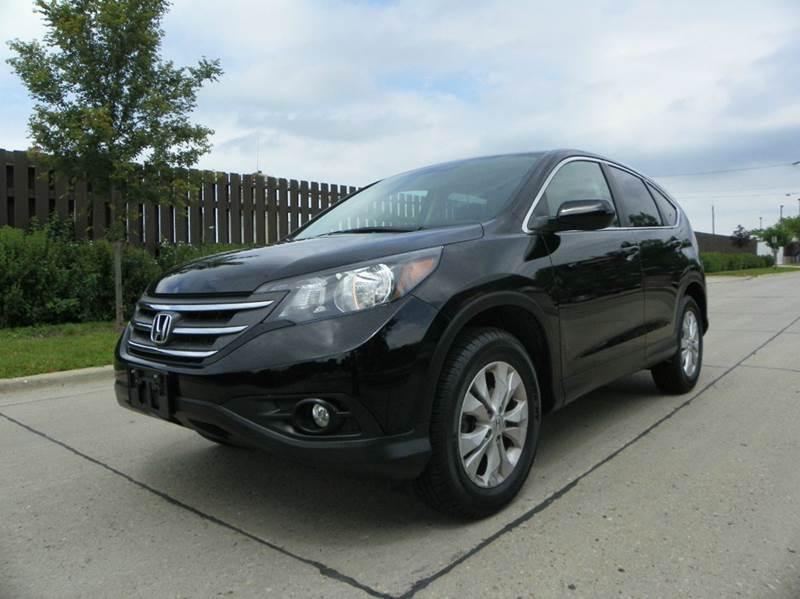 2012 Honda CR-V for sale at VK Auto Imports in Wheeling IL