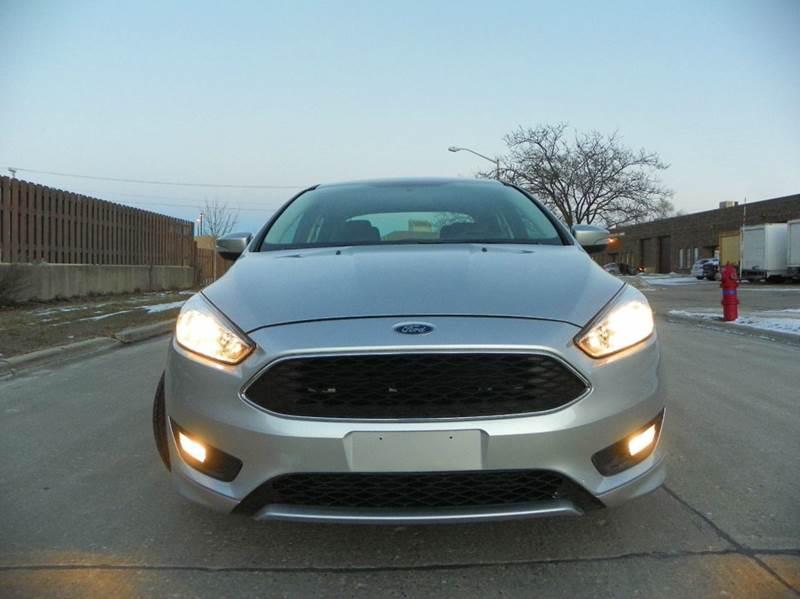 2015 Ford Focus SE Sport In Wheeling IL  VK Auto Imports