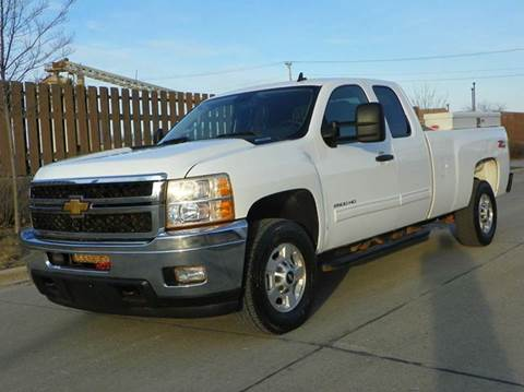 2011 Chevrolet Silverado 2500HD for sale at VK Auto Imports in Wheeling IL