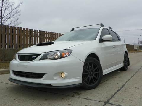 2010 Subaru Impreza for sale at VK Auto Imports in Wheeling IL