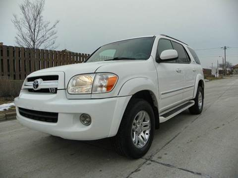 2005 Toyota Sequoia for sale at VK Auto Imports in Wheeling IL