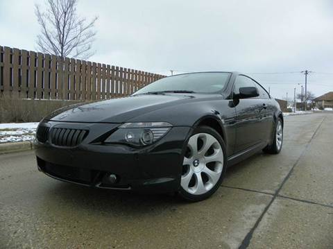 2006 BMW 6 Series for sale at VK Auto Imports in Wheeling IL