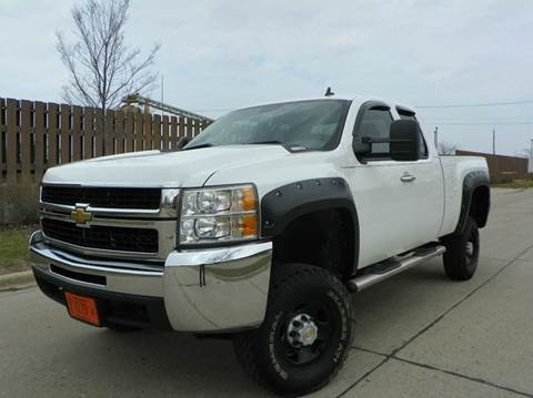 2009 Chevrolet Silverado 2500HD for sale at VK Auto Imports in Wheeling IL