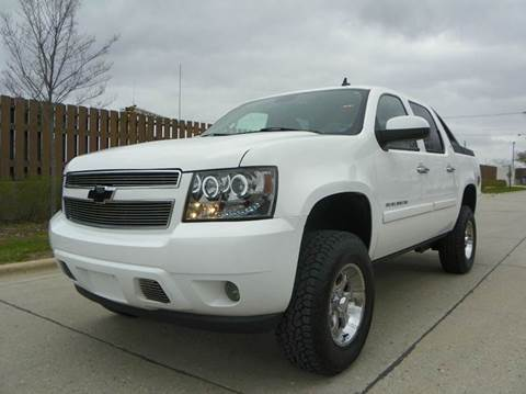 2007 Chevrolet Avalanche for sale at VK Auto Imports in Wheeling IL