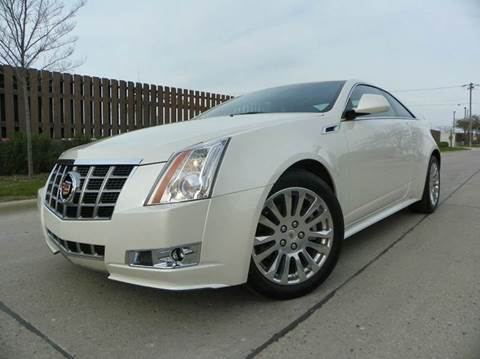 2013 Cadillac CTS for sale at VK Auto Imports in Wheeling IL