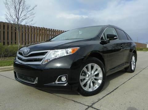 2014 Toyota Venza for sale at VK Auto Imports in Wheeling IL