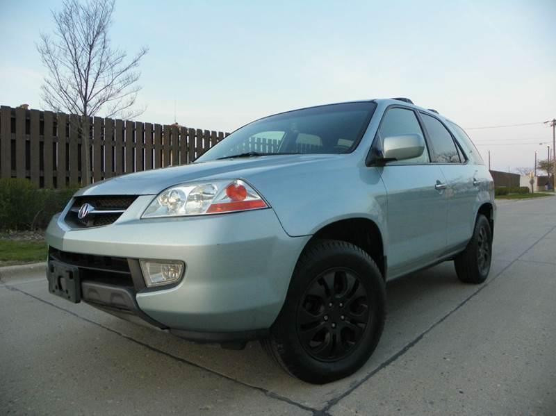 Acura MDX In Wheeling IL VK Auto Imports - Acura 2003 mdx