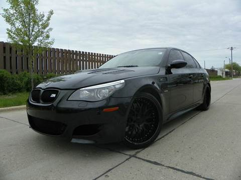 2008 BMW M5 for sale at VK Auto Imports in Wheeling IL