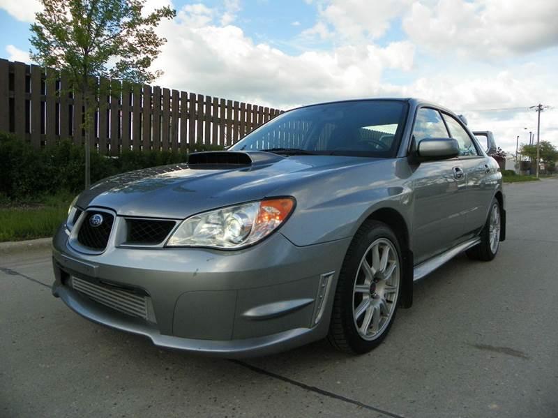 2007 Subaru Impreza In Wheeling Il Vk Auto Imports