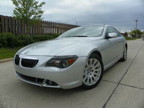 2004 BMW 6 Series for sale at VK Auto Imports in Wheeling IL