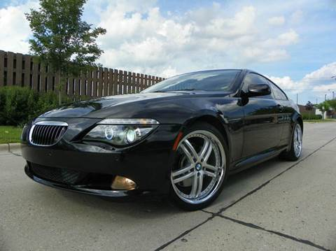 2008 BMW 6 Series for sale at VK Auto Imports in Wheeling IL