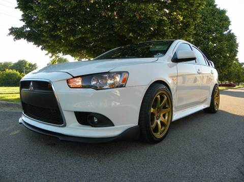 2014 Mitsubishi Lancer for sale at VK Auto Imports in Wheeling IL